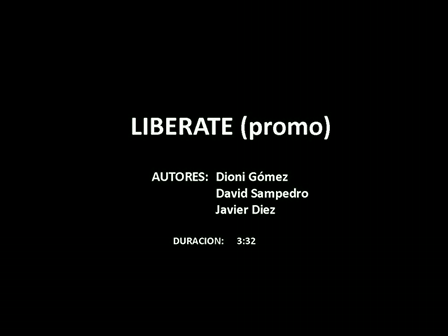 Cancion Liberate