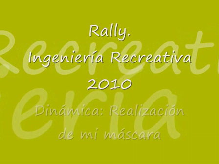 rally mascaras uam