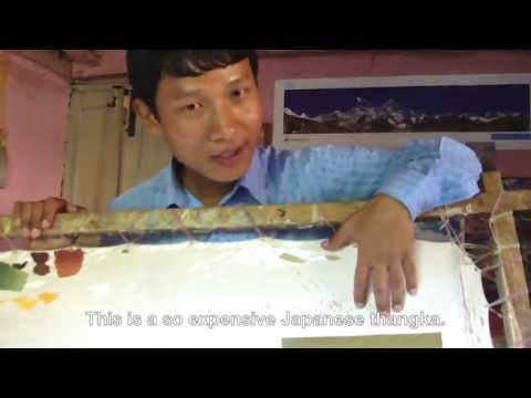 Thangka Painter - Padam Lama