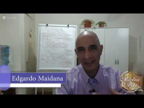 Edgardo Maidana en La Cumbre de Emprendedores Implacables