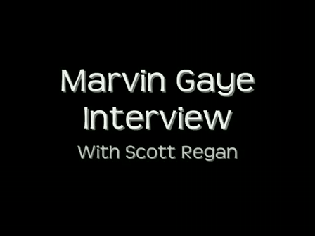 Rare Marvin Gaye Interview Pt 1
