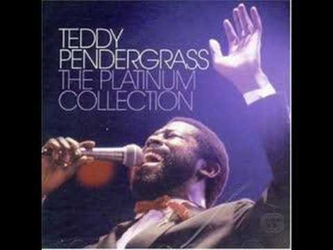 "R. I. P. Teddy Pendergrass ""Can`t We Try"""