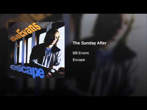 Bill Evans - The Sunday After CD : ESCAPE 1996