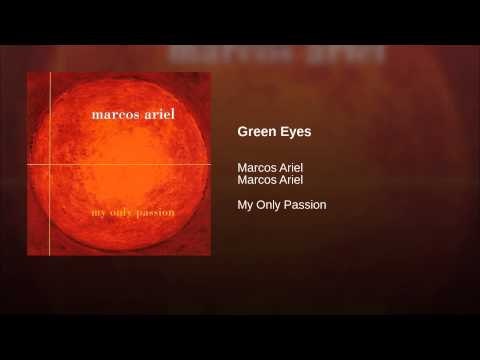 Marcos Ariel - Green Eyes CD : MY ONLY PASSION 1999