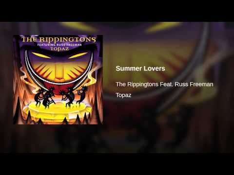 The Rippingtons - Summer Lovers CD : TOPAZ 1999