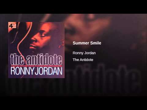 Ronny Jordan - Summer Smile  CD THE A NTIDOTE 1992