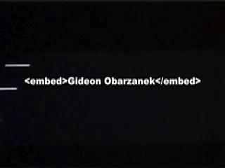 dance-tech.net presents: Digital Expressionism/Part 1: Interview with Gideon Obarzanek