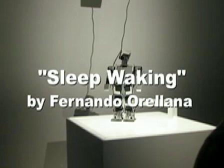 dance-tech.net presents: The Movement of Dreams: Sleepwalking by Fernando Orellana
