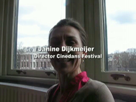 dance-tech.net presents: Janine Dijkmeier: On Cinedans 2008