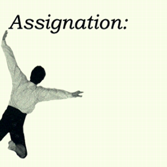 A-Assignation (from The Kamikaze Mind)