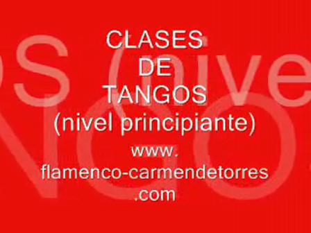 tangos principiante