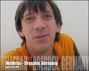 Interview with David Kern and the Piecemaker @ The Hellerau, Dresden