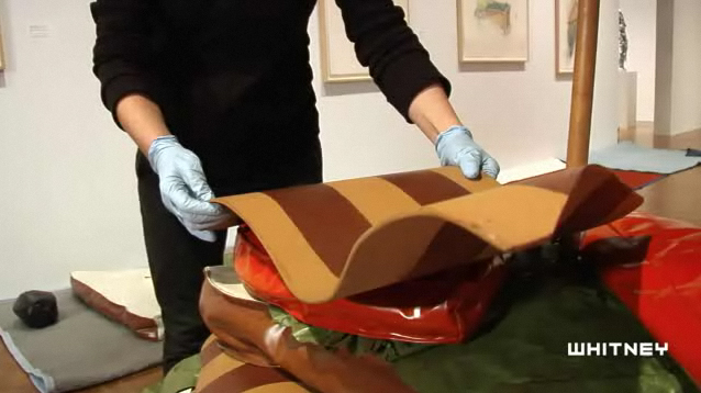 "Whitney Focus presents Claes Oldenburg's ""Giant BLT"""