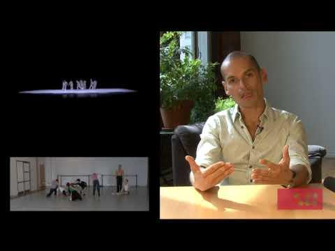 "José Navas speaks of the creative process of ""S"""