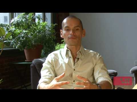 """José Navas speaks about """"S"""" as in Silence, Space, Simplicity"""
