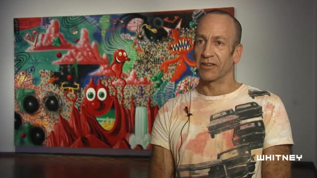 "Kenny Scharf on ""When The Worlds Collide"""