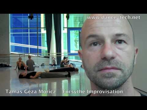 MUSE 010: Interview with Tamas Moricz, Palucca Schule, Dresden