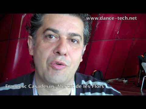 MOV_S Madrid 2010: Interview with Francesc Casadesús - Mercat de les Flors