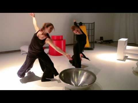 Introducing the performers - Move: Choreographing You at Hayward Gallery