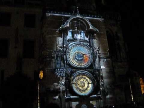 Prague Astronomical Clock - 600th Anniversary Show