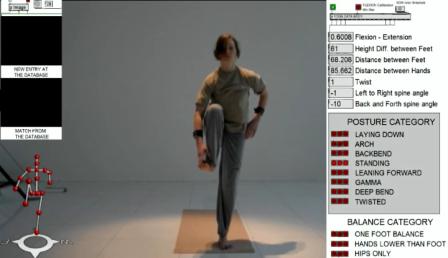 Interactive Yoga - Balance -