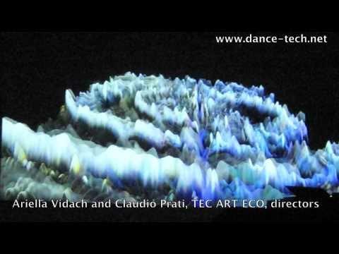 TEC ART ECO Festival: Ariella Vidach and Claudio Prati, Como Italy