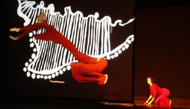 Patrick K.-H. / Dina Khuseyn, CINESTETIKA interactive piece