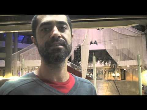 Grid_lab @ EXTRA 11 festival: interview with Ali Moini (My Paradoxical Knives)