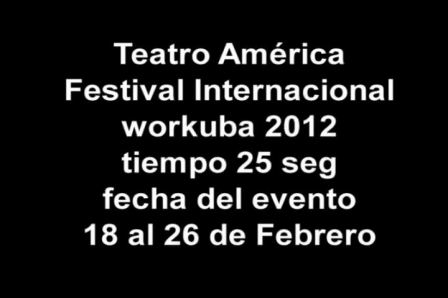 18th Workuba2012, Havana