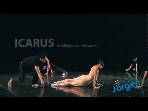 ICARUS by Malgorzata Nowacka - EXCLUSIVE CLIP