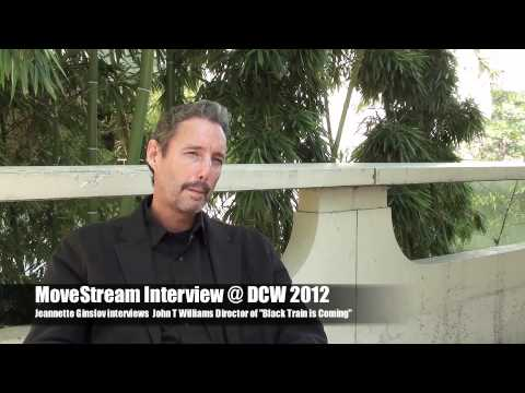 "MoveStream @ DCW JT Williams ""Black Train is Coming"""