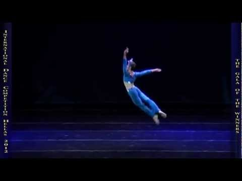 "International Ballet Competition - Hellas 2012, Solor's variation from ""La Bayadere"""