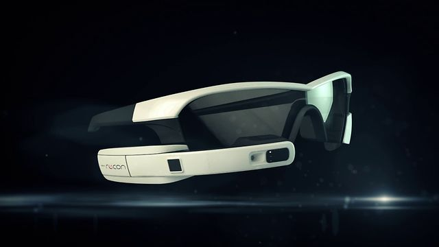 Introducing Recon Jet: Groundbreaking Heads-Up Display from Recon Instruments
