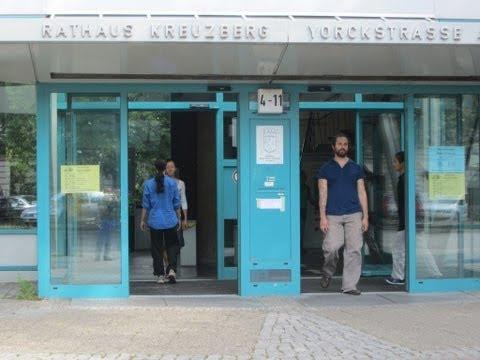 dance poetry nr.5 - Rathaus Kreuzberg Berlin