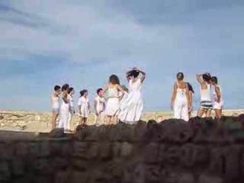 Danza en el castillo