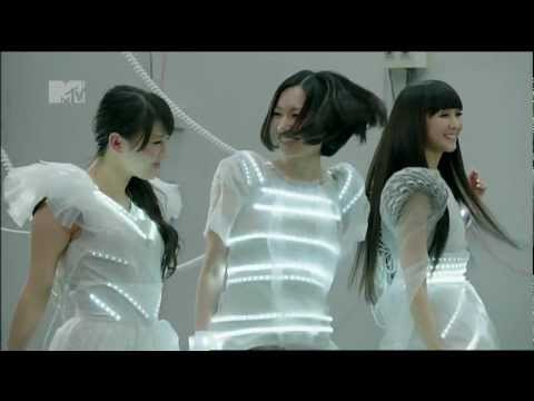 Perfume - Spring of Life 「スプリングオブライフ」 3D HD PV