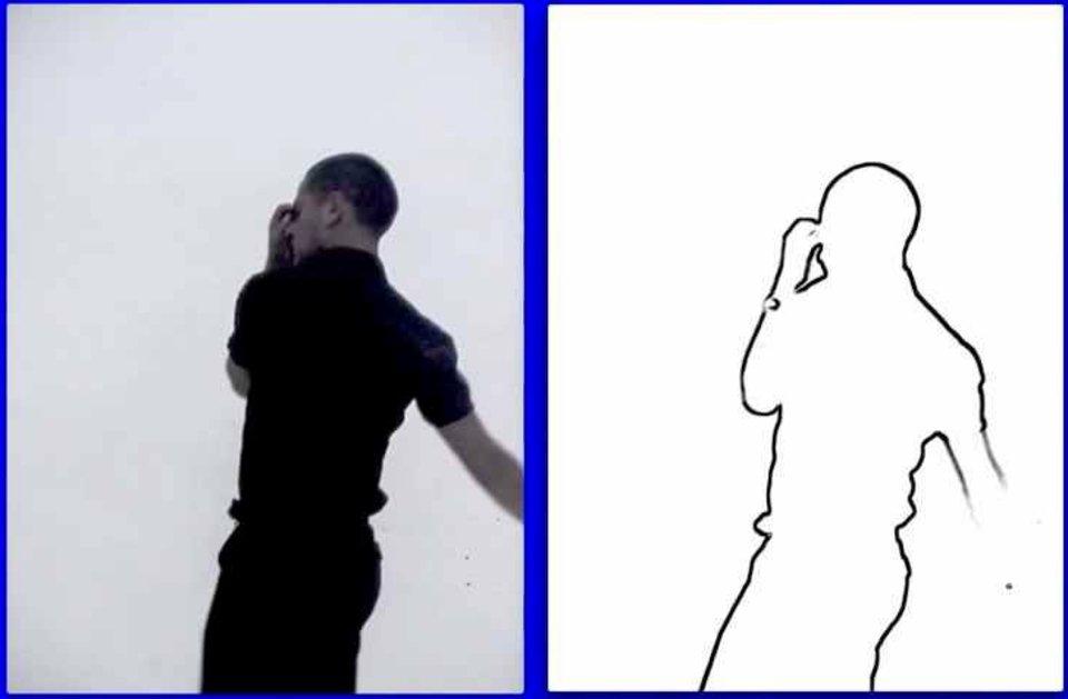 Real y dibujo 1