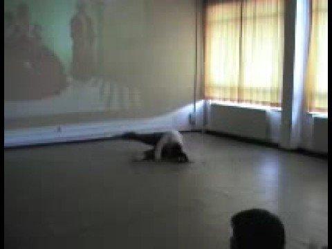 past present - year endwork of dance 2007-08 (Sarah Ziegler)