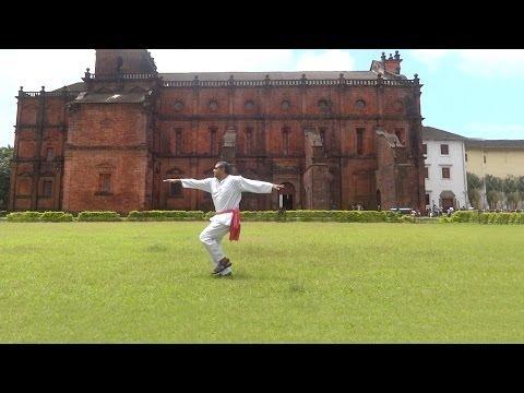 Globe Trot - Crowd Sourced dance-film. Dir Mitchell Rose