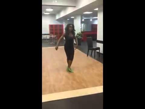 Raven Siren's Flowy Freestyle