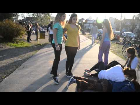 "Intervention in urban space wagon ""Castelar North. Study Test, Buenos Aires Argentina 2013 !!! .."