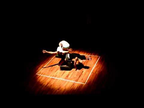 performance by juan ciddaniel payero y pricila resca