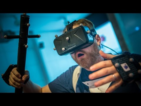 Real Virtuality Multiplayer VR Demo
