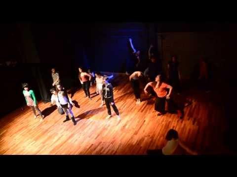 Performance - Chaco. Ps. Roque Saens peña Argentina 2013