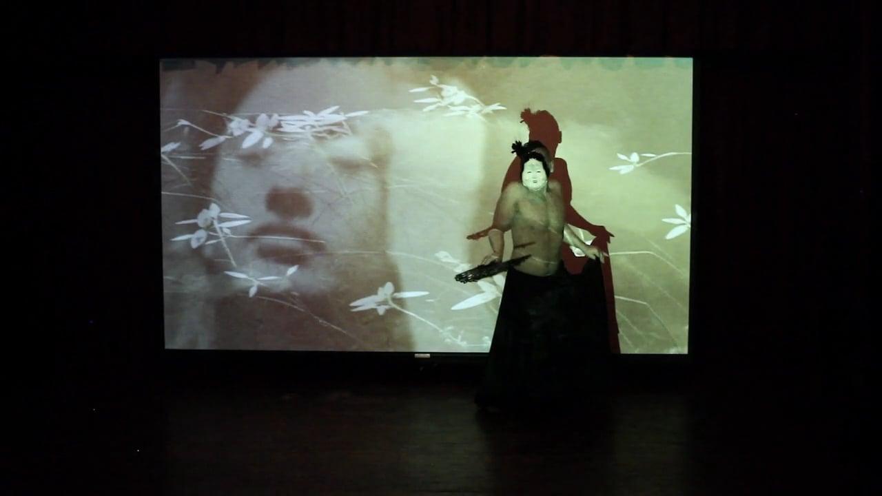 Teaser of CUERPOS LANGUIDOS (Una pieza de Video y Butoh)