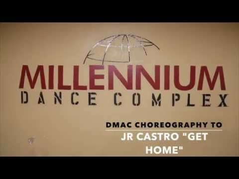 "DMac Choreography to JR Castro ""Get Home"""