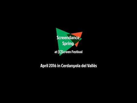 [C]Screen - Screendance Spring 2016
