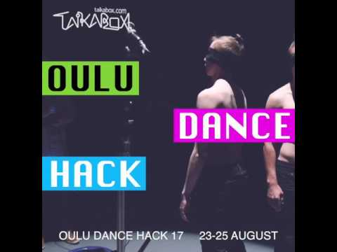 Oulu Dance Hack 17 - open call
