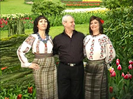 Eugen Ungureanu si Cumetrele - Trandafir Si-o Lamaita - telefon: 0722.410.597