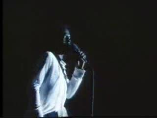 Gregory Isaacs - Night Nurse (Live at Reggae Sunsplash 1983)